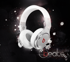 The Beats by dr.dre by MagicBenZ