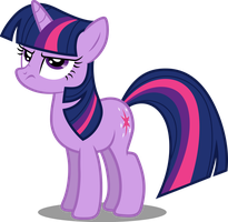 Vector #52 - Twilight Sparkle #4 by DashieSparkle