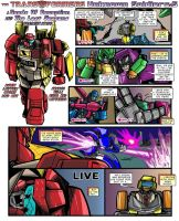 Transformers - Unknown Soldiers 5 by M3Gr1ml0ck