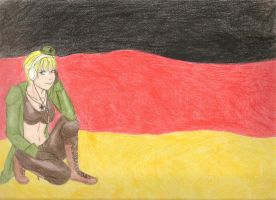 Fem!! Germany by shadowxneji