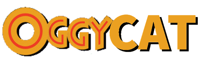 OggyCat Adventure Logo 2 by SuperRatchetLimited