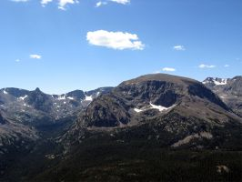 The Magnificent Rockies by PapaZangief