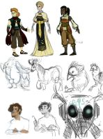 concepts by Dizzy-OCTs