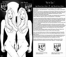 'The Sin Twins' by Nathan Anderson by Trench-ADF