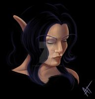 Beautiful Sindorei by TallmanCreations