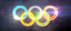 Olympic Games' Logo Signature by DeiNyght