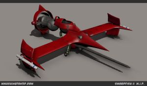 swordfish color w.i.p 3 by MikeDastardly