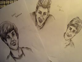 One direction by Eveliien