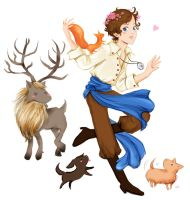 Will Graham for Disney Princess -This is my Design by Sirilu