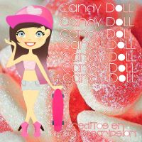 Candy Doll by bytinistoessel
