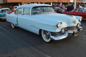 1954 Cadillac Fleetwood Sedan III by Brooklyn47
