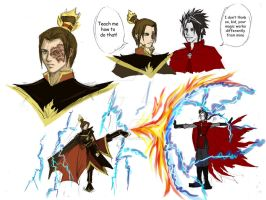 Firelord - Lord of Twilight by AngelERenoir