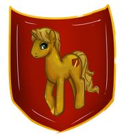 Jaime Lannister Pony by IslandMyths