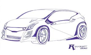 R Concept 2012 by syl11101986