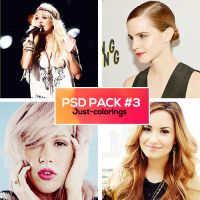 Psd pack #3 by Just-colorings by stephguz