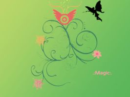 .:Magic:. by DarkAngeLP26