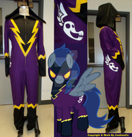 MLP:FiM Shadow Bolt Uniform by CeshionCo