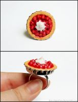Strawberry Pie Ring by Bon-AppetEats