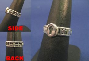 WWJD Ring 2 - New and Improved by GipsonDiamondJeweler