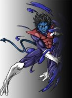 artjam nightcrawler by onetwopunch