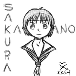 Sakura Kasugano (Day 6 of 30) by sanakito