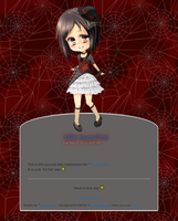 :COM: PsychoTroll Journal Skin by Metterschlingel