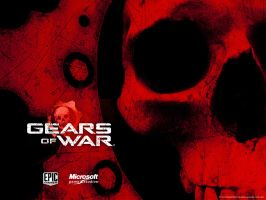 Gears of War by neverdying