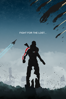 Mass Effect - Fight for the lost by Azumoth