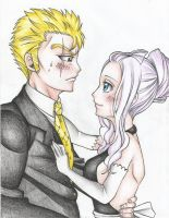 You are my escort today by DevilishMirajane