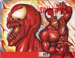 Superior Carnage by ChrisMcJunkin