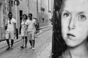 Postcard from Arles 2 by JACAC