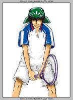 Seigaku Tennis Player: Kaidoh by gailhuckerby