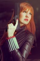 Black Widow: The Red Ledger by breathless-ness