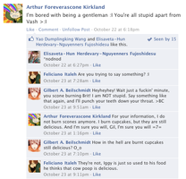 Hetalia Facebook: Burnt Cupcakes by gilxoz-epicness