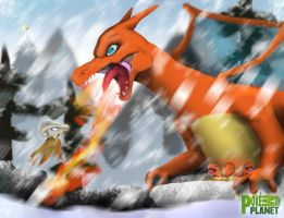 Pokescrolls V: Skyrim. by TheMoonMonkey