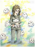 Princess jellyfish by KazeAi7