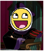 Frollo's Epic Face by FroShaDar