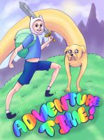 Adventure Time by fancyguts