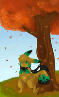 Autumn Breeze by Staarbyte