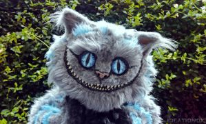 Cheshire's Grin Life-size Art Doll by Ideationox