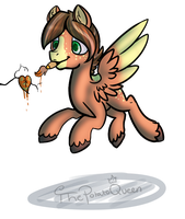 Autumn Pony custom : Shaded by ThePotato-Queen