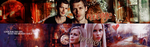Klaus and Rebekah Mikaelson - Banners by DarkFairy007