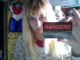 Risembool Rangers Card and Me by Londonexpofan