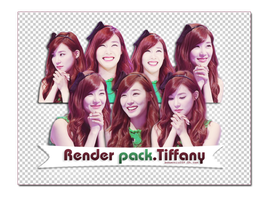 render pack. tiffany by bonsociu009