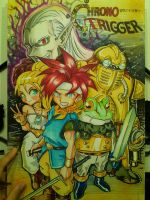 chrono trigger by drios