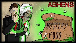 Ashens Mystery Food by ShaunTM
