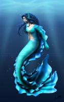 Mermaid 2 by leamatte