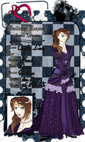 Guillotine Mansion: Orseline by Tic-Tac-Tag