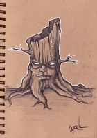 Old Tree by YoulDesign