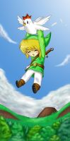 Chibi Link by Dea-89